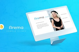 Arema - Google Slides Template