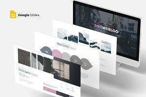 Drowhelgo - Google Slides Template