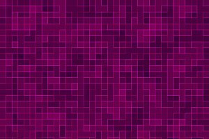 Bright purple square mosaic for
