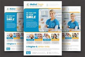 Medical & Doctors Flyer Template