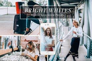 Lightroom Presets - Bright Whites