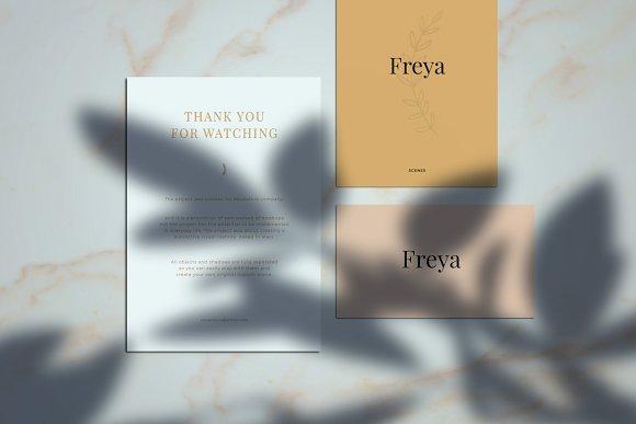 Freya - Mockup Kit Scene Creator in Scene Creator Mockups - product preview 1