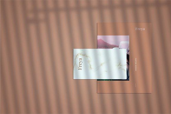 Freya - Mockup Kit Scene Creator in Scene Creator Mockups - product preview 6