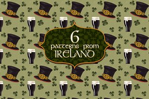Irish Themed Patterns
