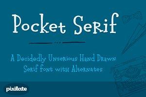 Pocket Serif