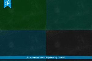 Chalkboard Textures II