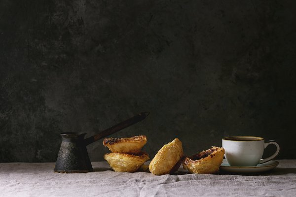 Food Images: Natasha Breen - Pasteis de nata