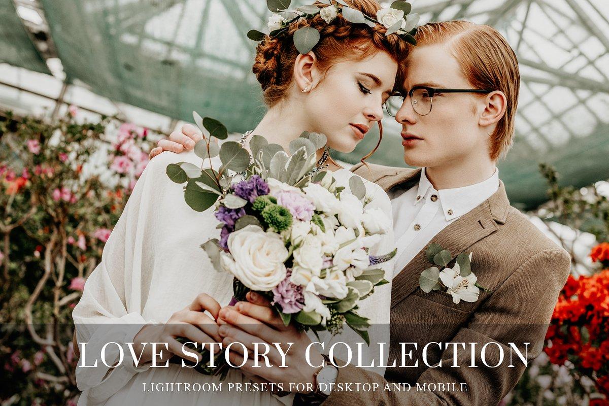 LOVE STORY LIGHTROOM PRESETS ~ Lightroom Presets ~ Creative