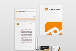 Orange Brand Identity