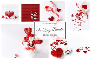 Valentine's Day Bundle -Stock Photos