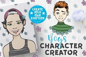 Character Creator (Boys)