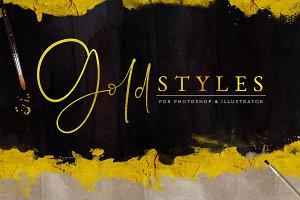 Gold Styles
