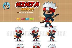 Ninja Mascot 2