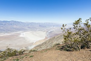 View of Death Valley