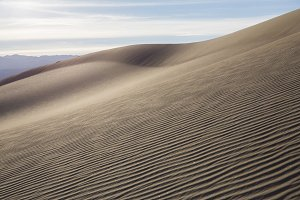 Mesquite Flat Dunes, Death Valley