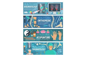 Rheumatology, orthopedic doctors