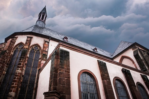 Gothic Churches of Trier, Germany