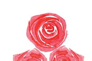 Flowers Watercolor 2
