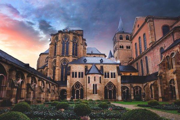 Gothic Church, Trier | Germany