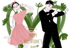 Happy Valentine's Day♥