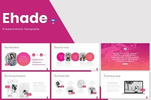 Ehade - Keynote Template