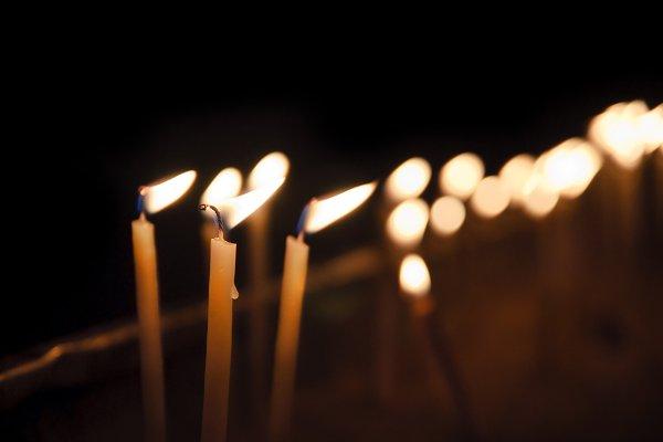 Abstract Stock Photos - Candles