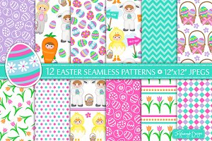 Easter Digital Paper Set - P36