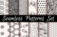 12 Incredible Seamless Patterns V.02