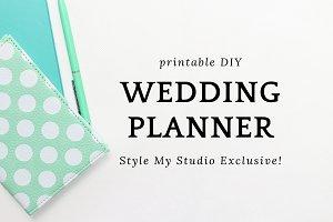 SALE - 50% OFF - Wedding Planner