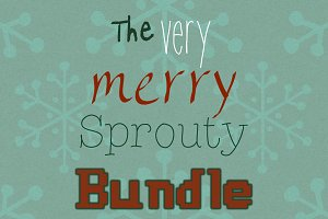 Sprouty Font Collection Vol. 1