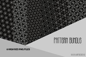 White pattern bundle!