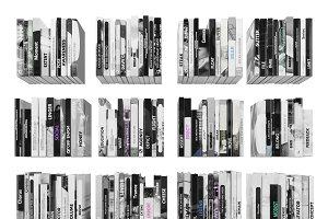 Books 150 pieces 2-8-5