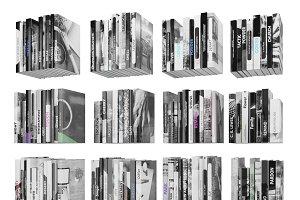 Books 150 pieces 2-9-2