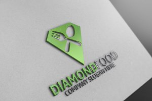 Diamond Food Logo