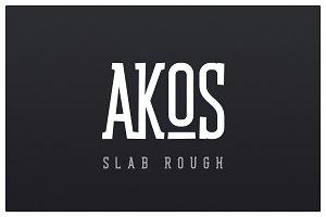 AKOS Slab – Rough