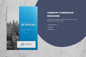 Company / Corporate Brochure