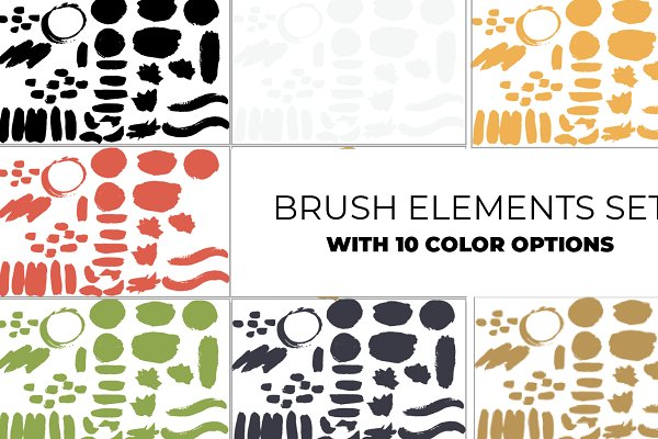 Brush Element Collection