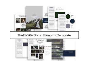 Brand Blueprint Template - FLORA