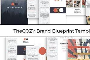 Brand Blueprint Template - COZY
