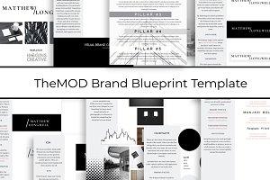 Brand Blueprint Template - MOD