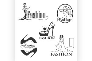 Fashion Logo Symbol For Your Design