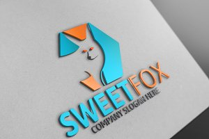 Sweet Fox Logo