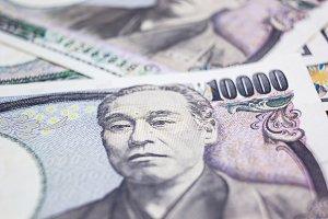 money ten thousand yen banknote