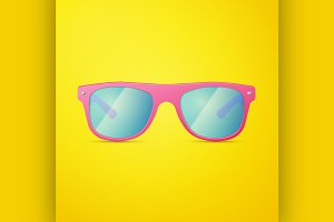 Pink Ladies Sunglasses