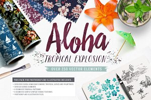 Aloha! Tropical Explosion Collection