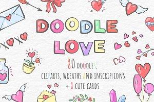 Doodle Love. Big Set