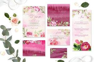 'I do' wedding set