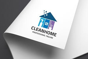 Clean Home Logo