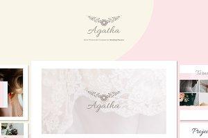 Agatha - Wedding Planner Keynote