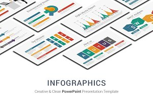 50% OFF - Infographics PowerPoint
